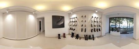 Interiore di un negozio Fotografie Stock Libere da Diritti