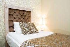 Interiore di una camera di albergo in Kemer, Antalya fotografia stock