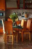 Interiore di una cucina Immagine Stock