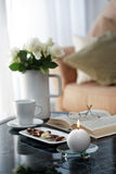 Interiore domestico Fotografia Stock