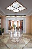 Interiore domestico di lusso Immagine Stock