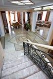 Interiore domestico di lusso Immagini Stock