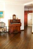 Interiore domestico - disegno classico fotografie stock libere da diritti
