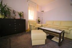 Interiore domestico moderno. Immagini Stock