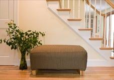 Interiore domestico semplice immagini stock libere da diritti