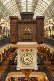 Interiore edificio della regina Victoria fotografia stock libera da diritti