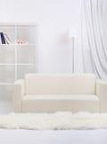 Interiore grigio moderno di tono Fotografia Stock