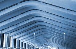 Interiore industriale Fotografie Stock