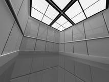 Interiore industriale illustrazione di stock