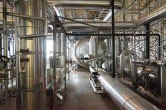 Interiore industriale fotografia stock libera da diritti