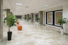 Interiore minimalista Immagini Stock