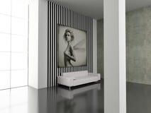 Interiore moderno. Fotografie Stock