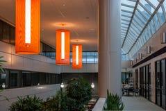 Interiore moderno dell'ingresso Immagine Stock