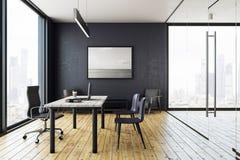 Interiore moderno dell'ufficio royalty illustrazione gratis