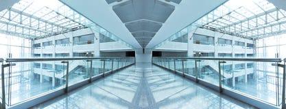 Interiore moderno della costruzione Fotografia Stock Libera da Diritti