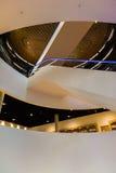 Interiore moderno della costruzione Fotografie Stock