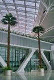 Interiore moderno di architettura Immagine Stock Libera da Diritti