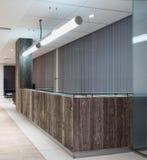Interiore moderno di ricezione Immagine Stock