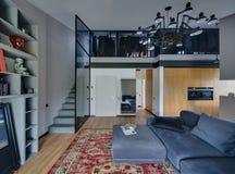 Interiore nello stile moderno Fotografia Stock