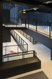 Interiore pubblico moderno Fotografia Stock