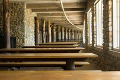 Interiore rustico Fotografia Stock Libera da Diritti