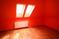Interiore vuoto fotografie stock