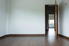 Interiore vuoto della stanza Fotografia Stock Libera da Diritti