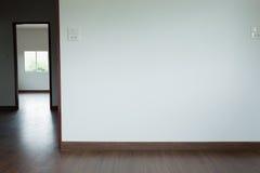 Interiore vuoto della stanza Immagine Stock