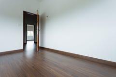 Interiore vuoto della stanza Immagine Stock Libera da Diritti