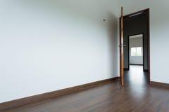 Interiore vuoto della stanza Fotografie Stock Libere da Diritti