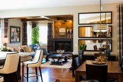 interiores Imagem de Stock Royalty Free