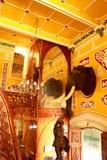 Interiores bonitos do palácio de bangalore imagem de stock royalty free