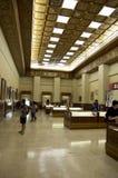 Interiores de Chiang Kai Shek Memorial Imagem de Stock Royalty Free