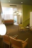 Interiores de la sala de espera de la oficina Imagenes de archivo