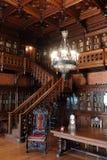 Interiores del museo de ermita del estado Fotografía de archivo libre de regalías