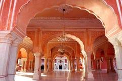 Interiores do palácio Imagem de Stock Royalty Free