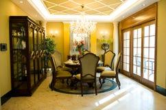 Interiores home modernos Imagens de Stock