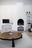 Interiores modernos Imagens de Stock Royalty Free