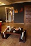 Interiores modernos - entradas Fotos de archivo