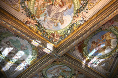 Free Interiors And Details Of The Uffizi, Florence, Italy Stock Photos - 65470093