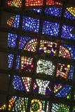 Interiors of cathedral of Rio De Janeiro (San Sebastian) Royalty Free Stock Photos
