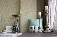 Interiors Decoration Stock Image