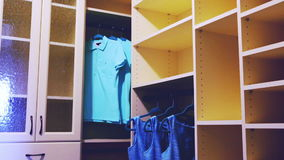 Interiors stock video