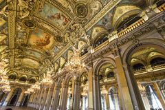 Free Interiors Of Royal Palace, Brussels, Belgium Stock Photography - 44339172