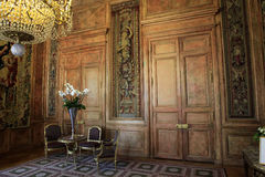 Interiors at Palais de l'Elysee, Paris, France Stock Photos