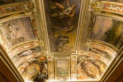 Interiors of Palazzo Barberini, Rome, Italy Stock Photos