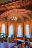 Interiors of the Polovtsov mansion Royalty Free Stock Photo