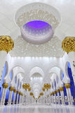 Interiors of Sheikh Zayed Mosque, Abu Dhabi