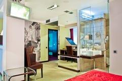 interiorstjärna för fem hotell Royaltyfri Foto