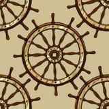 Interiortransportation van de leiding wheel Stock Afbeelding
